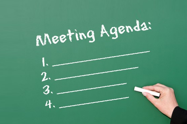 10 Small Rules to Run Highly Effective Staff Meetings